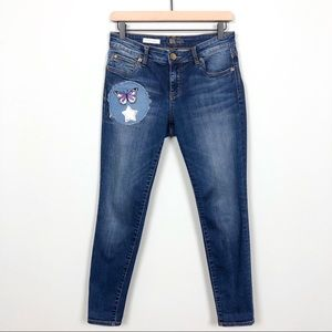 Kut from the Kloth | Mia Toothpick Skinny Jeans 6P